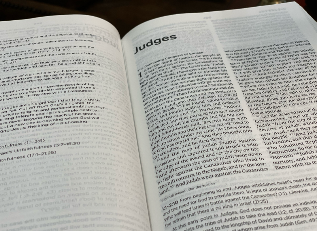 The Book of Judges • 7.26.20 • Matt Vines
